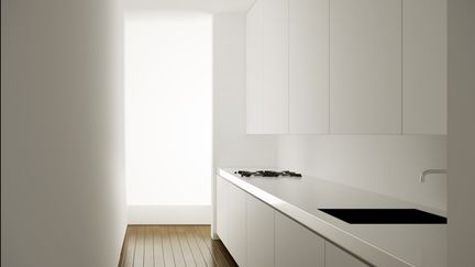 minimal kitchen