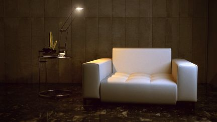 sofa showroom