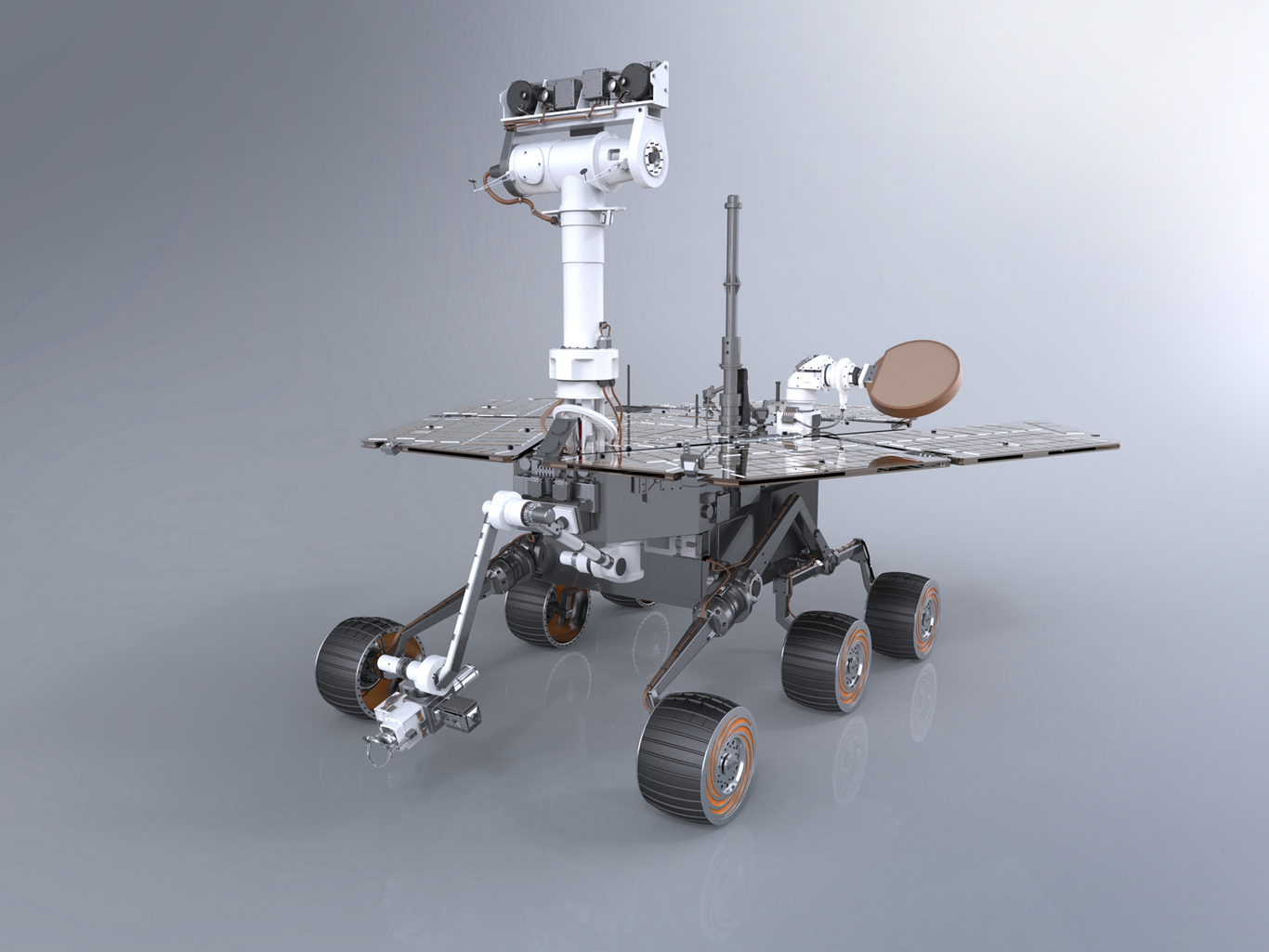 mars rover spirit - HD1366×1025