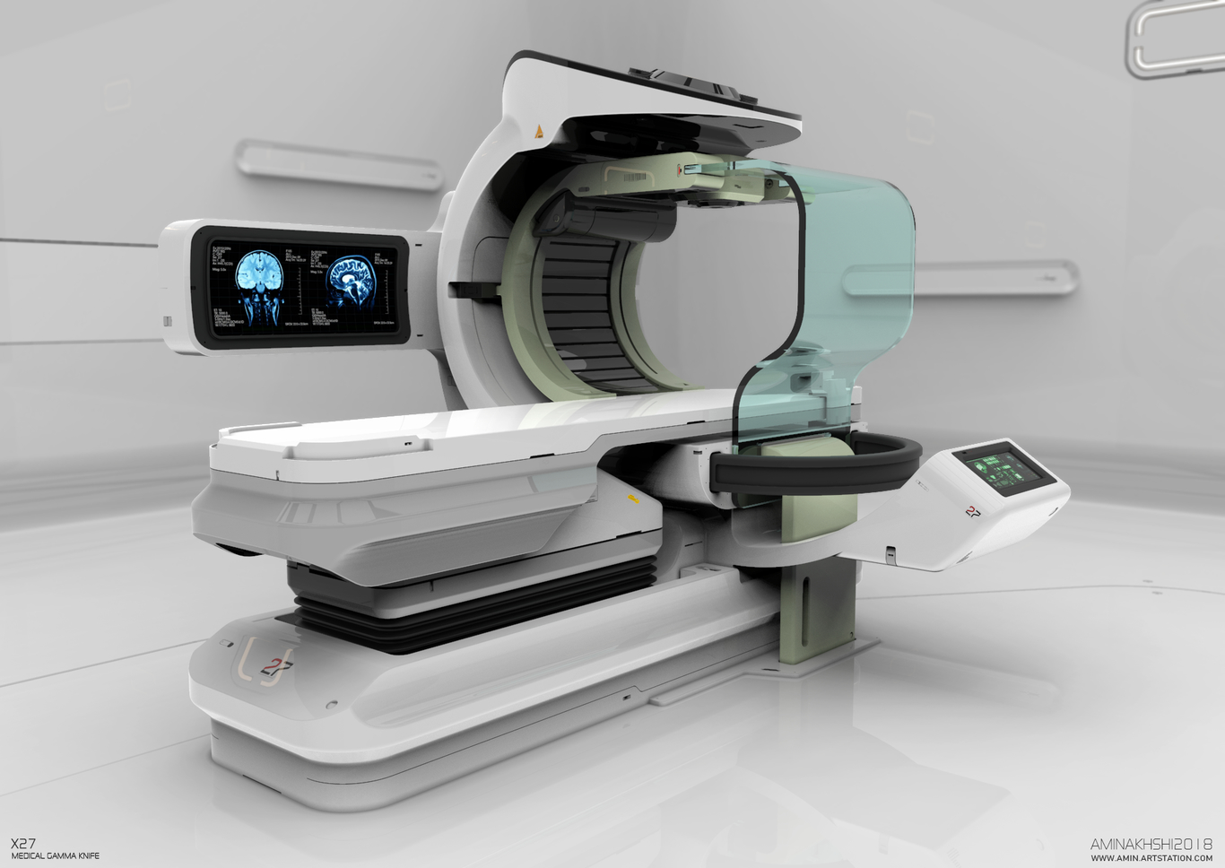 Medical Gamma Knife X27