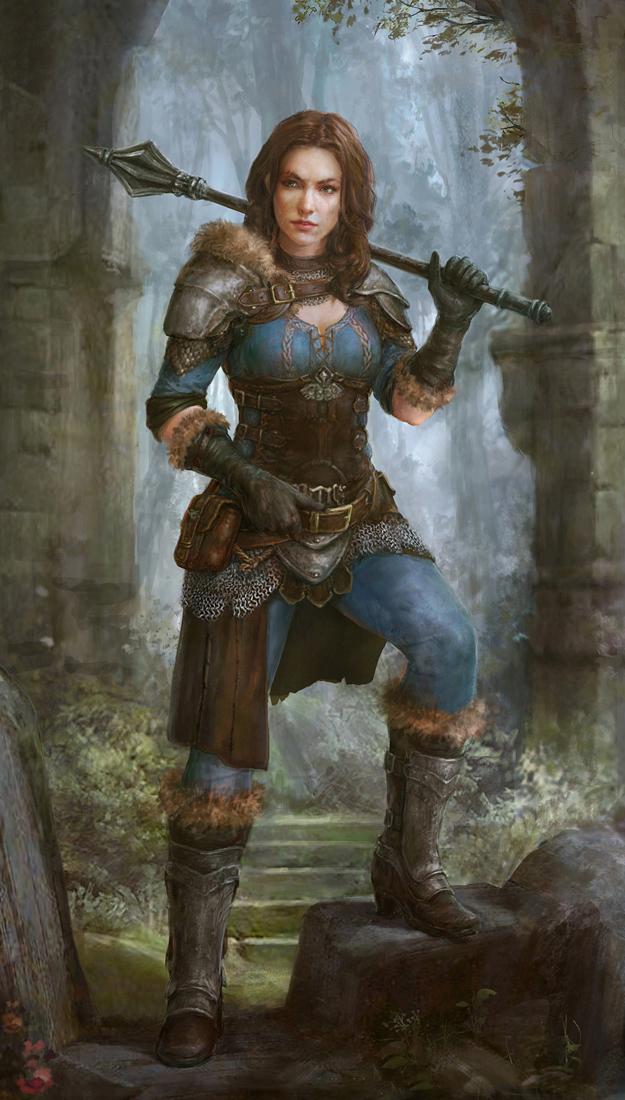 Artmage warrior girl 1 aeeb24e3 u7k5