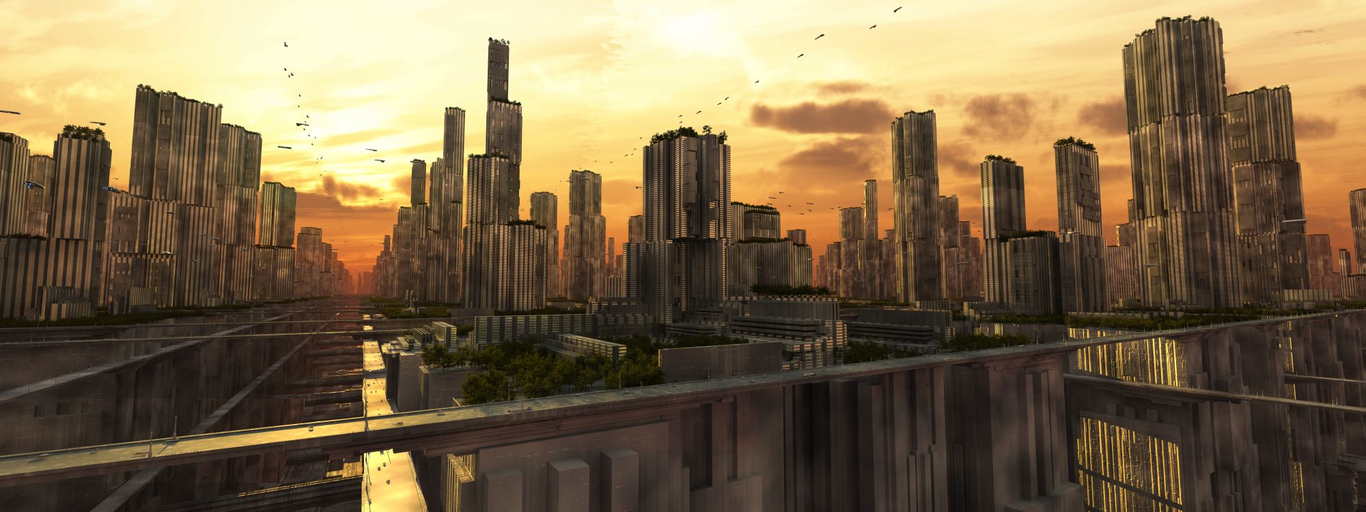Urban Environment 1