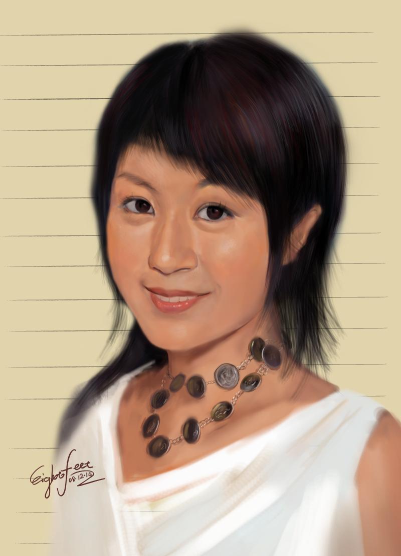 Bajiao beauty girl 1 f4d9a882 t0k9