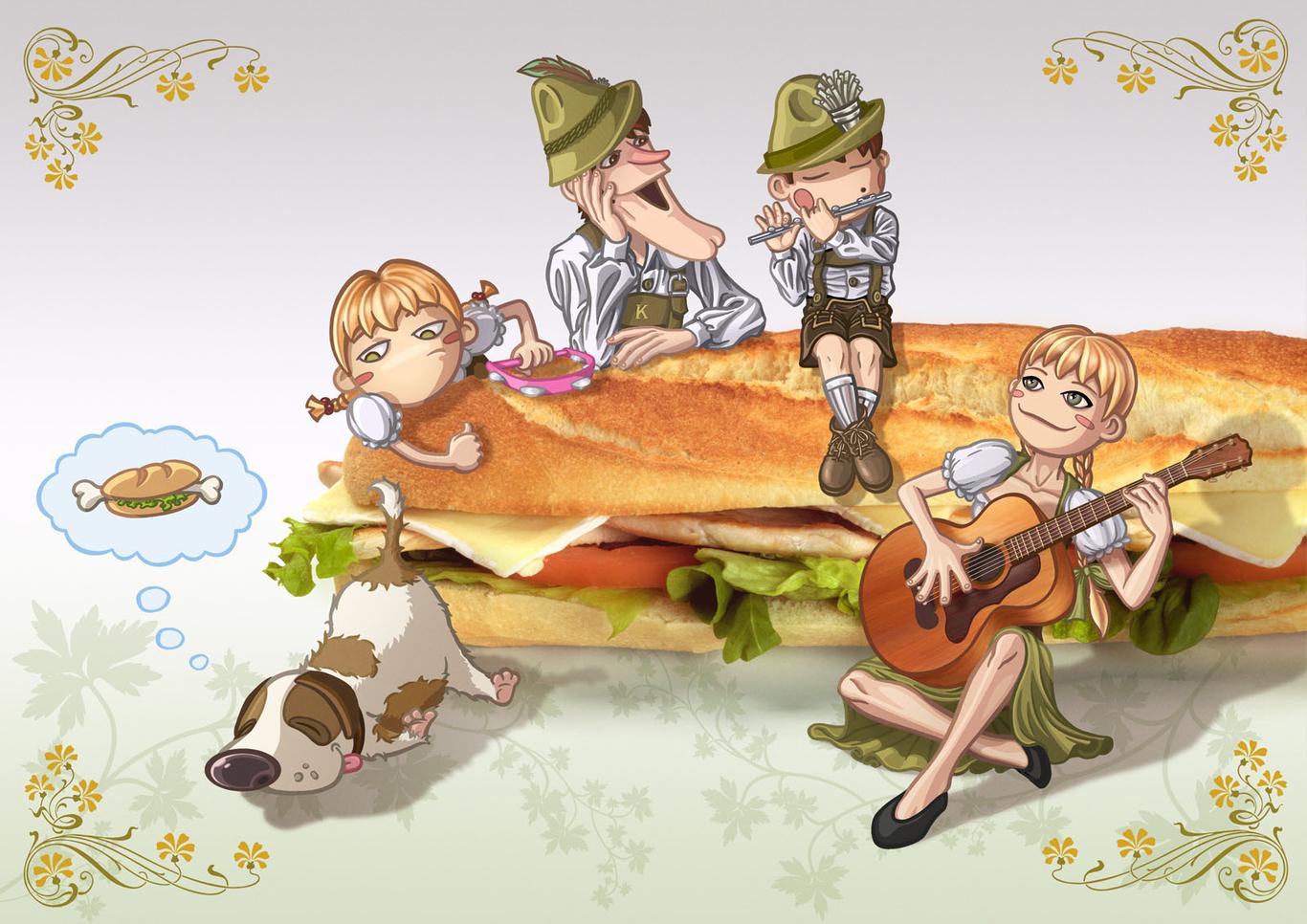 Batliebre krunch family illust 1 77c91fdf kdfj