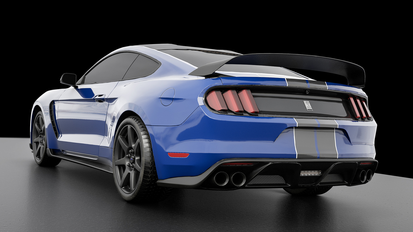 Belifant ford mustang low pol 1 5aeaf9a7 sblc