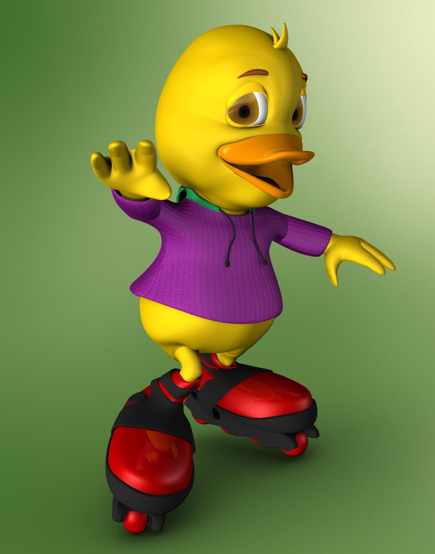 Bernardo neri child duck 1 92fabf71 yval
