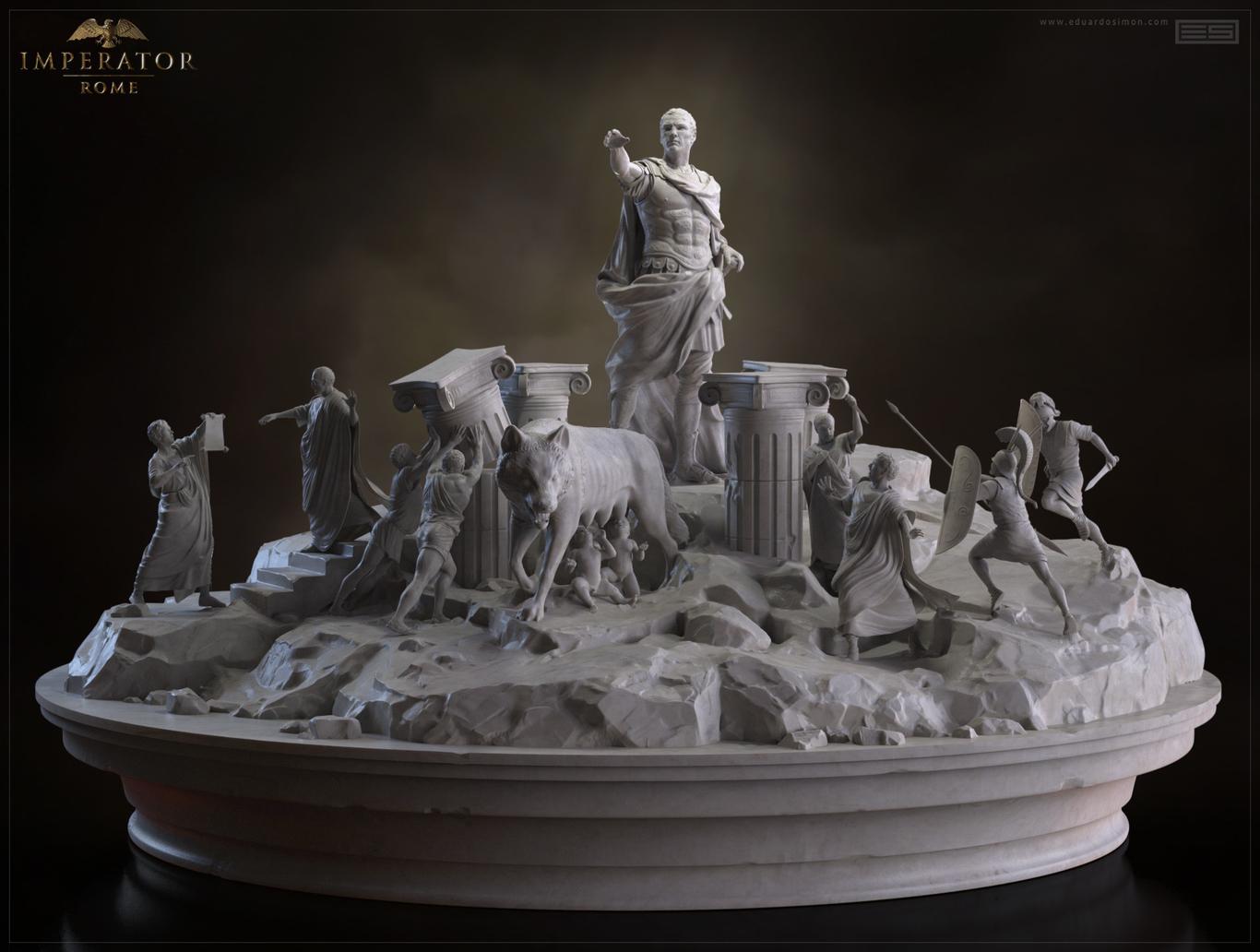 Buffalett imperator rome 1 091b359e 3wuf