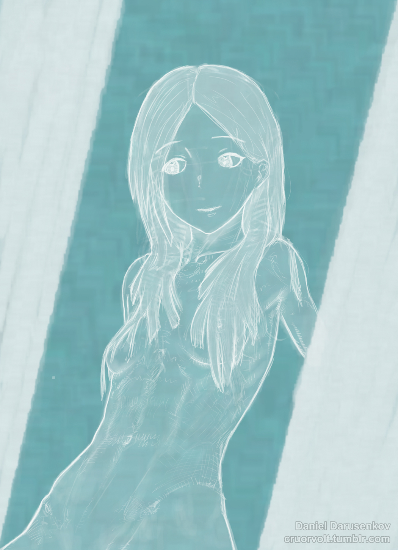 Anime girl #4.