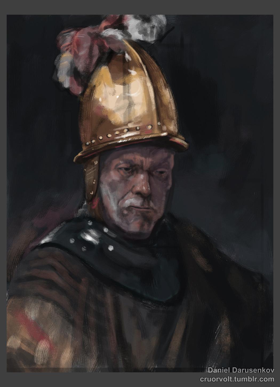 Master study: Rembrandt