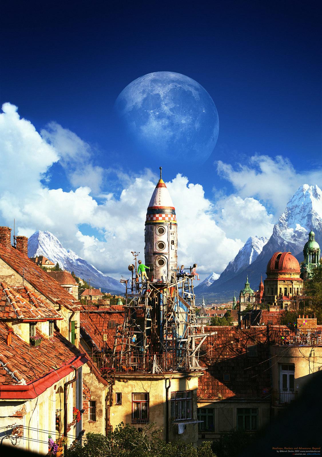 Denkom rooftops rockets and 1 efeb8db0 x8i0