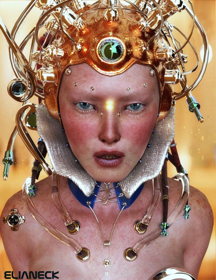 Elianeck gold woman 1 15d77700 of9p