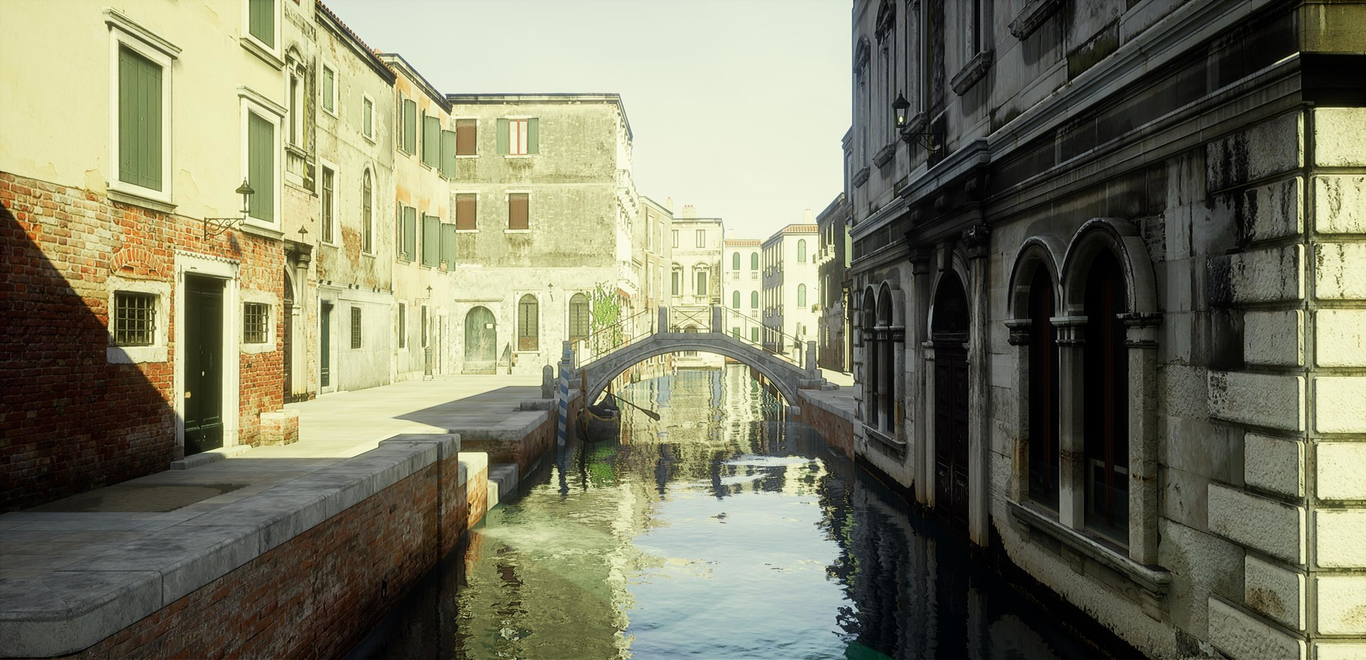 VENICE - Unreal Engine 4 by fairlight51 | Environment | 3D | CGSociety