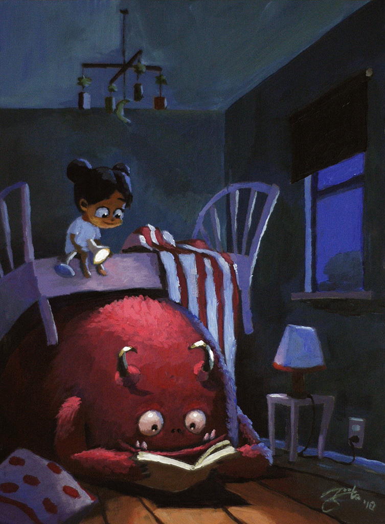 Goro bed time story 1 1433a020 b3kc