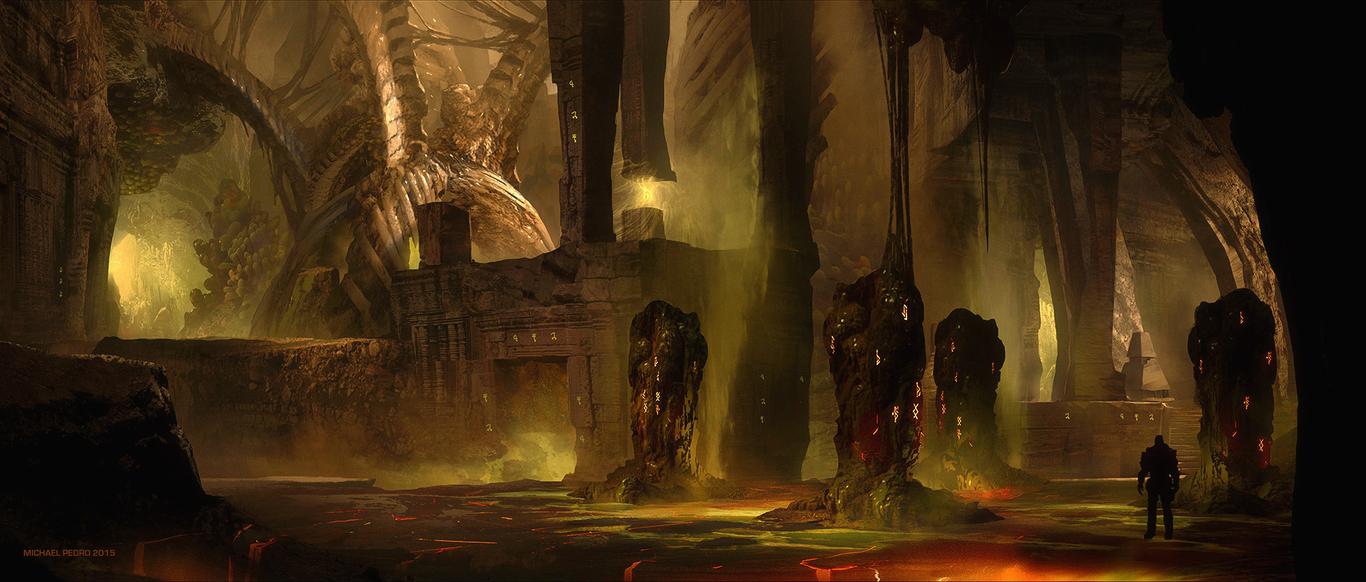 DOOM - Hell Environment