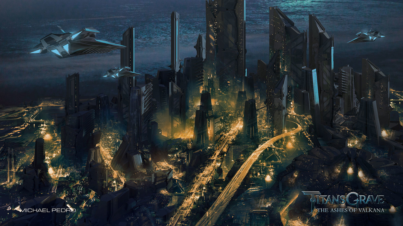 TitansGrave - Saurian City