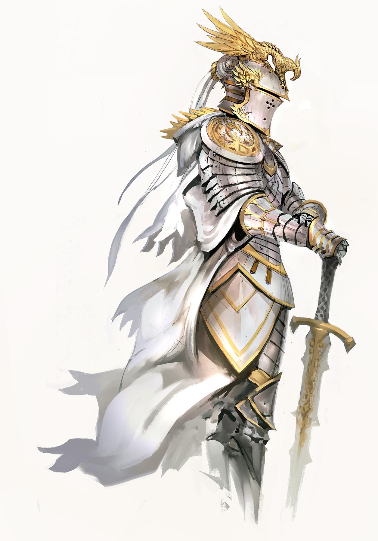 σύνδρομο λευκού ιππότη