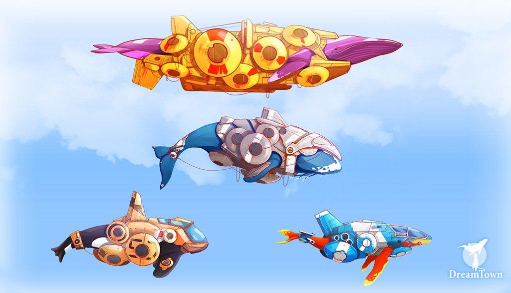 Whale concept 02