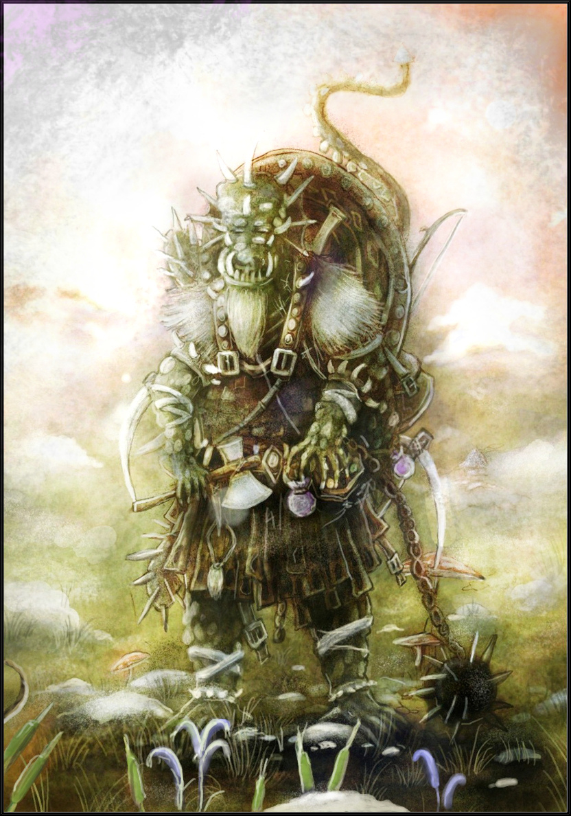 Lilasy warrior monster 1 8425705e j5ub
