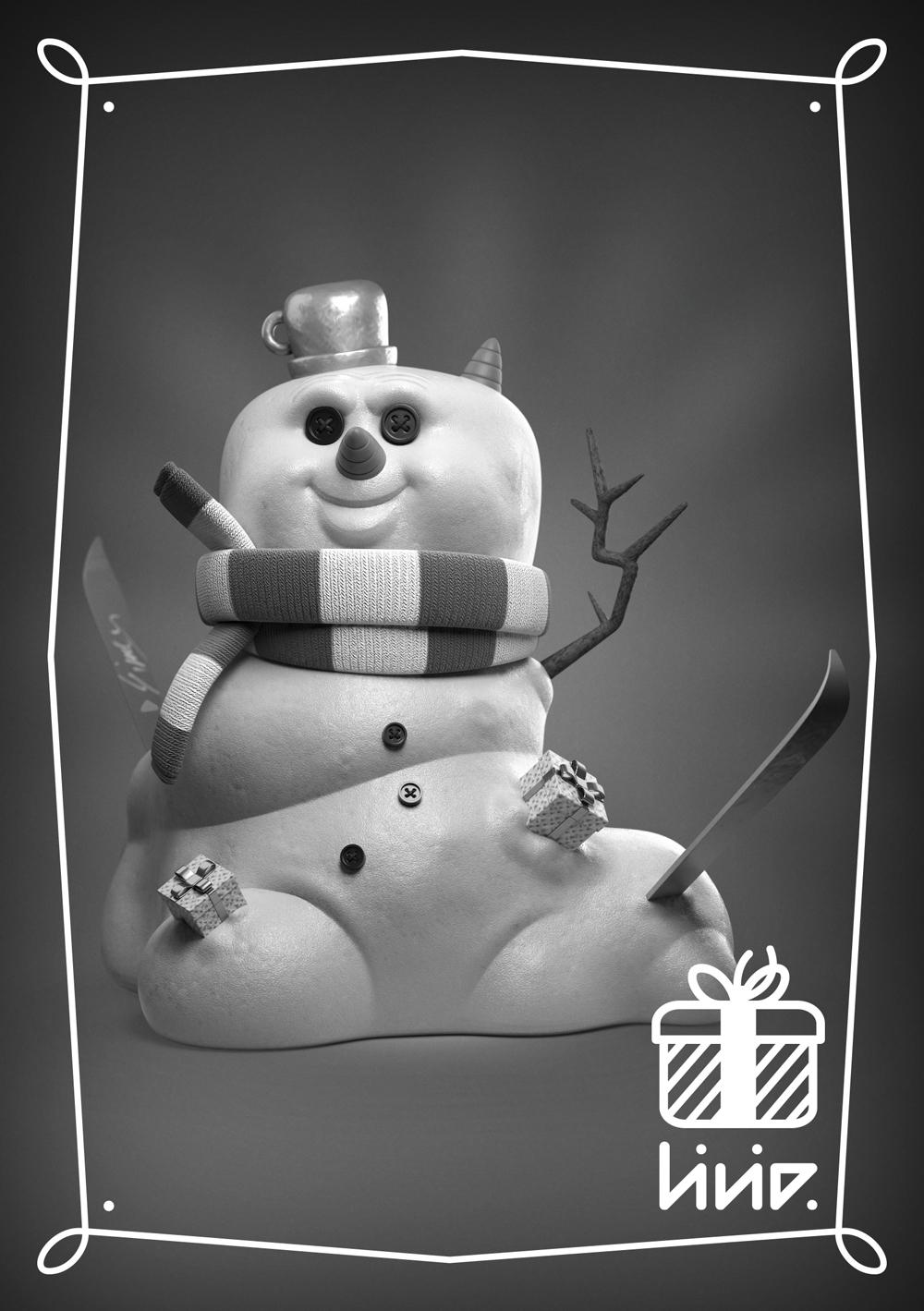 Livachu snowman e card 2014 1 46d4d3d8 47tp