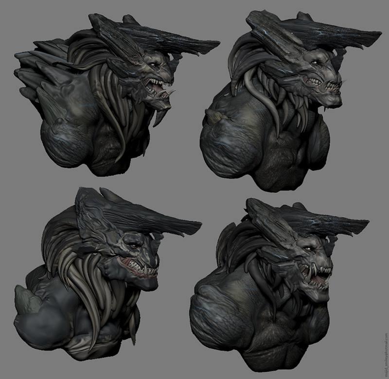 Majid smiley creature concept in  1 3f864a69 qmjz