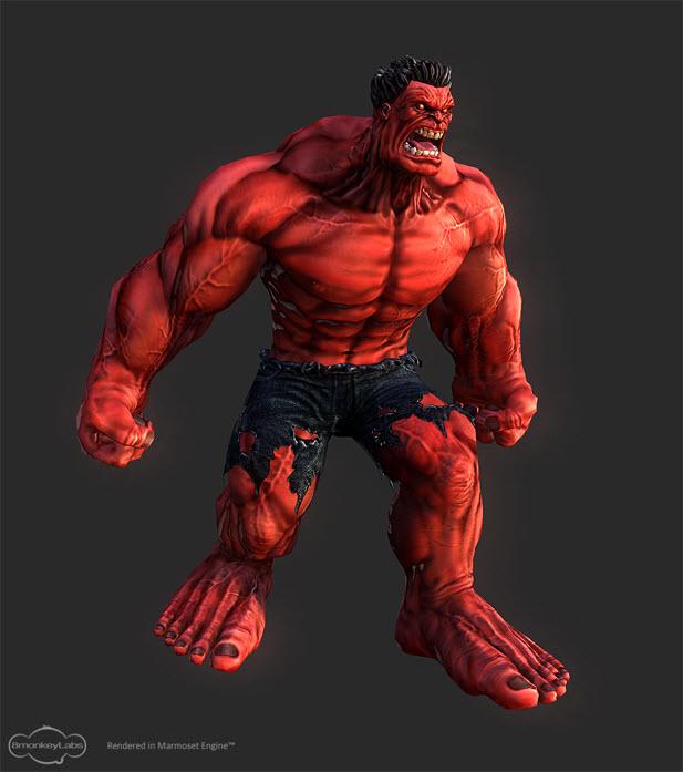Maxter red hulk 1 0b024b6f olj1
