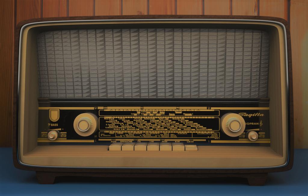 Neozenit vintage radio 1 9cd05dea rpyh