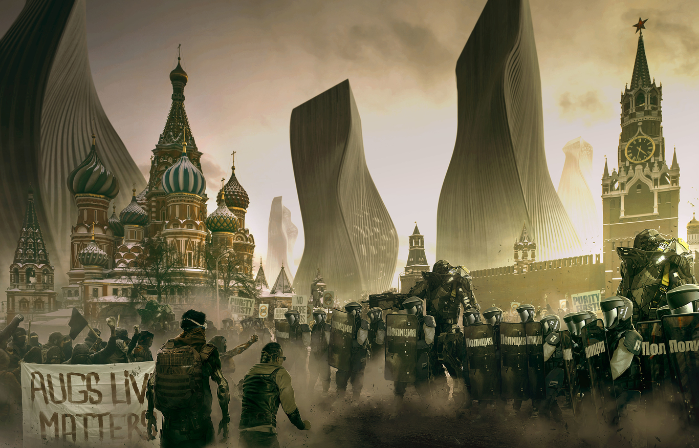 Moscow 2029.