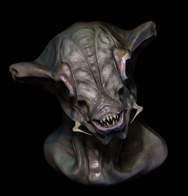 Nufftalon creature alien sculp 1 8e03c105 ifoy