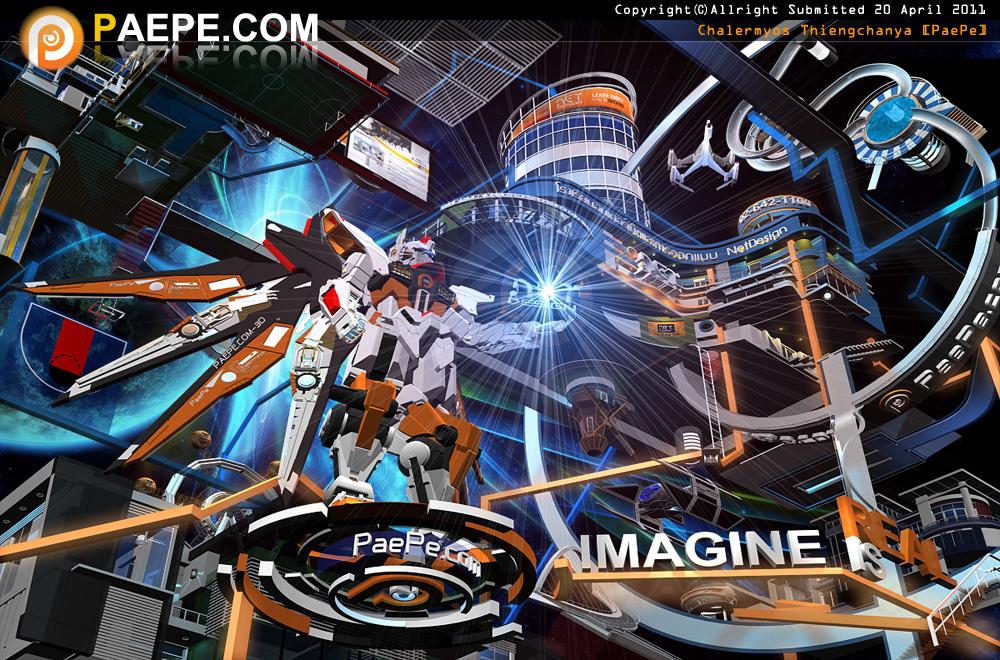 Paepe imagine is real 1 151c35b5 1upn