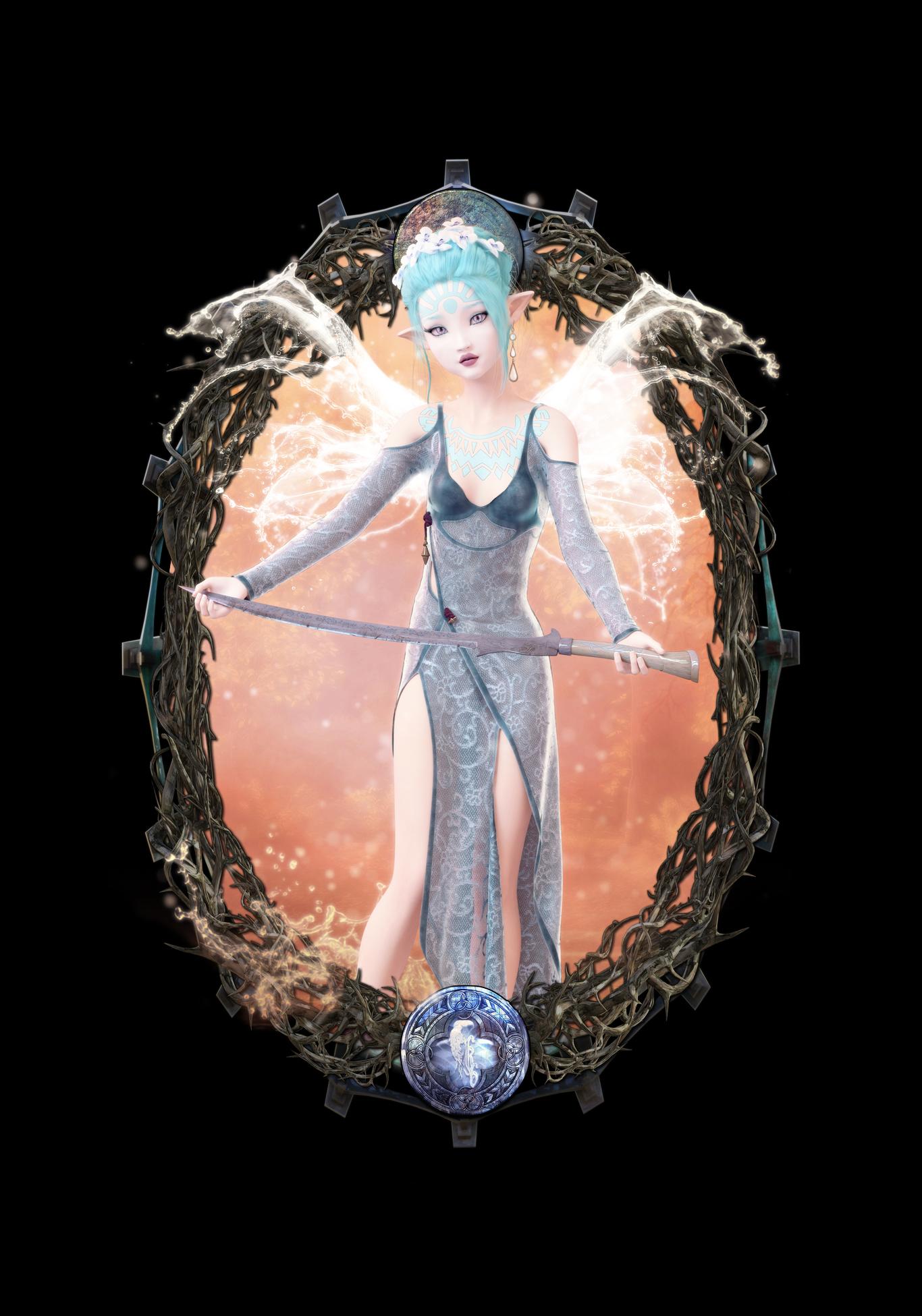 Shanuri nimue lady of the la 1 3981b61e gcxh