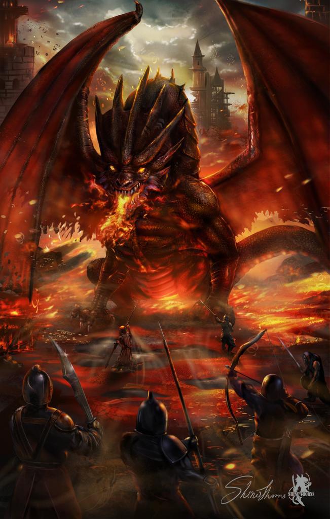 Shinethorns fiery dragon 1 35248980 o0os