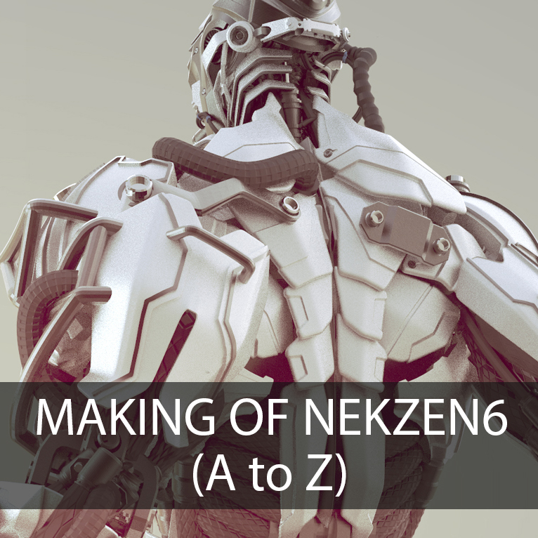 Making Of NEKZEN6