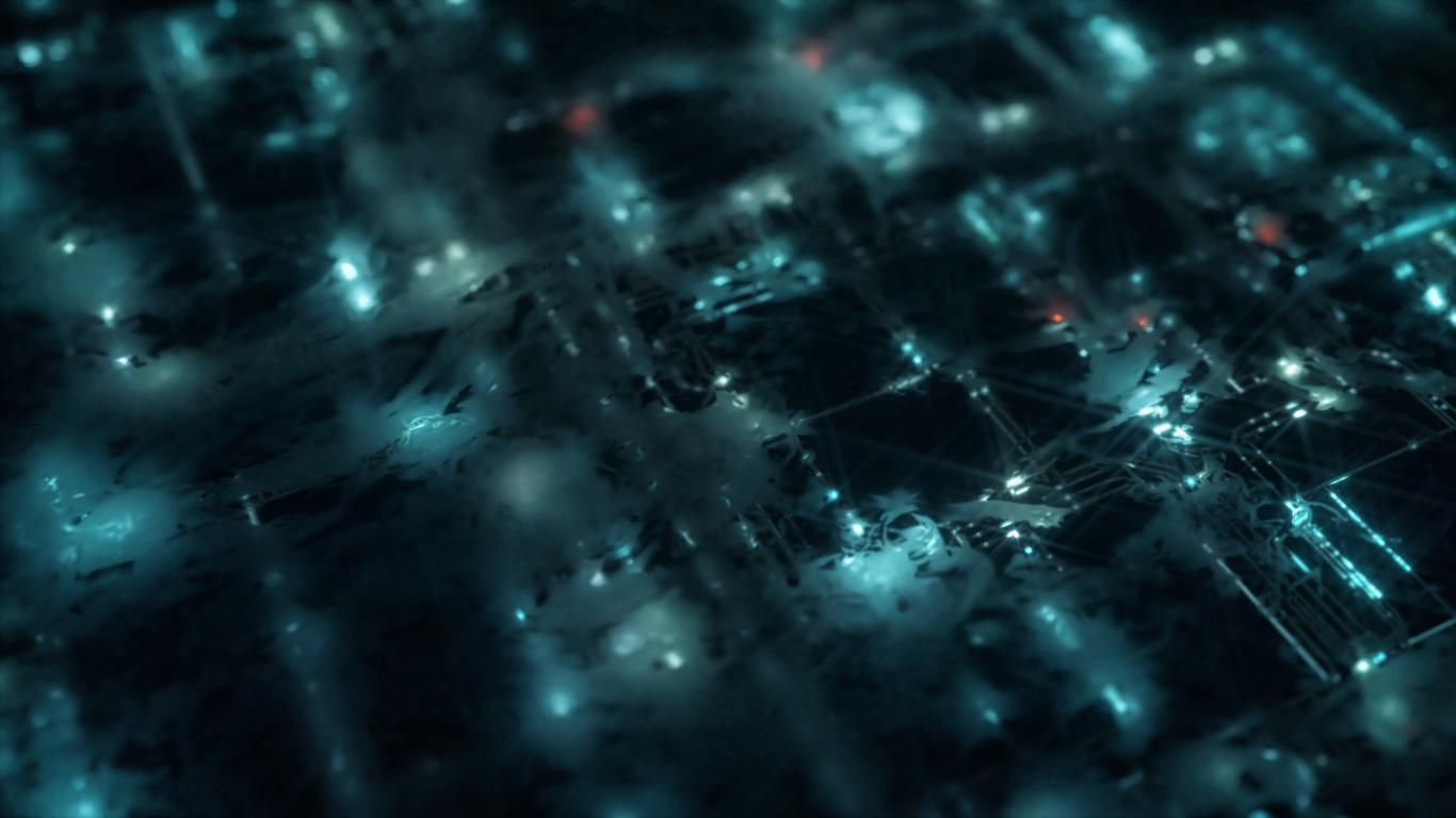 C4D Fields by ThePriest | Sci-Fi | CGSociety