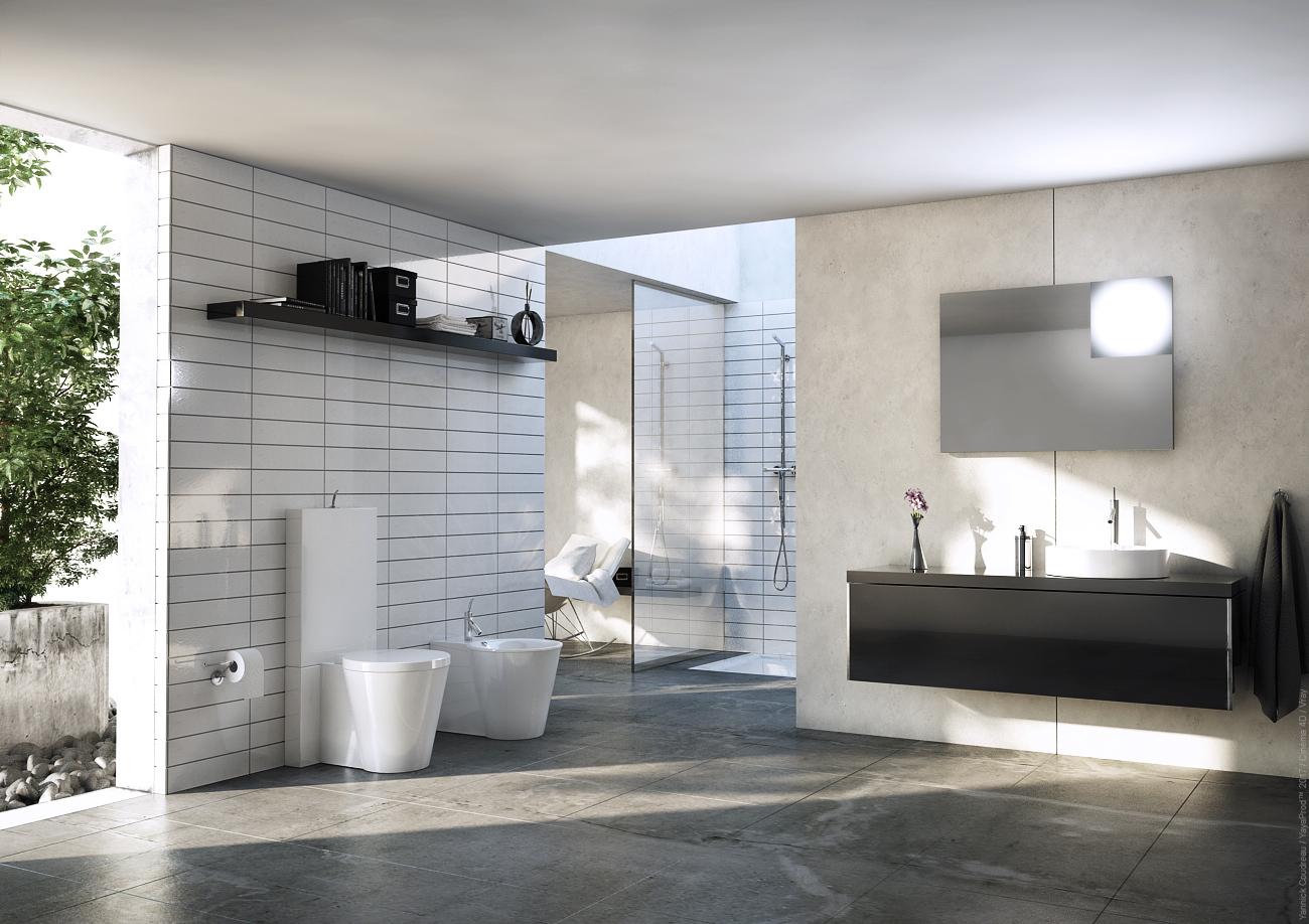 Bathroom Salle De Bain bathroom / salle de bain philippe starckyayaprodtm