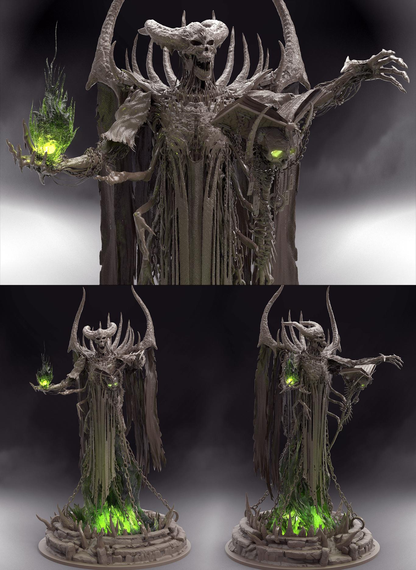Zerojs conjured wraith 1 d6c69167 4fo1