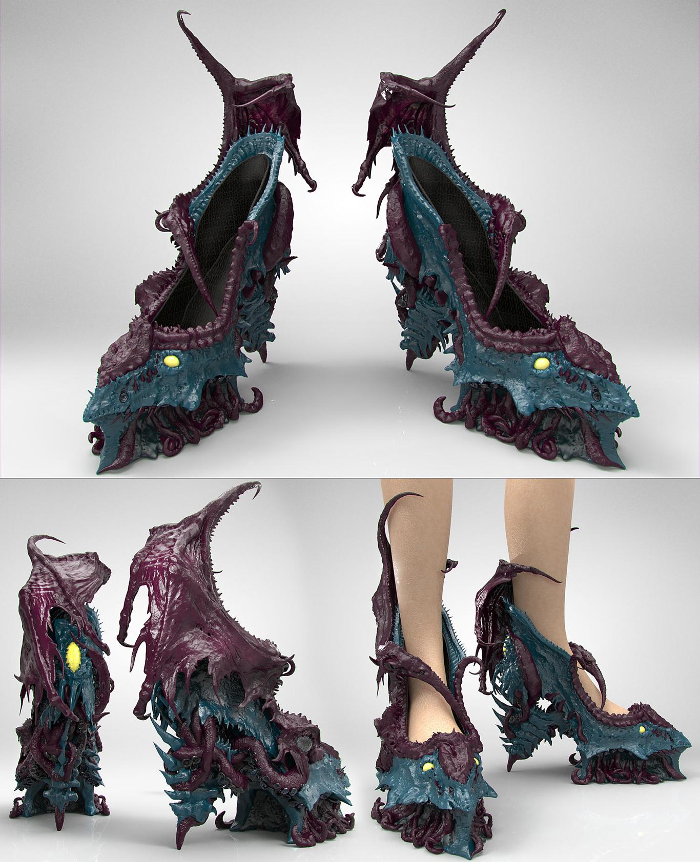 Zerojs monster heels 1 8517fdc7 5ez5