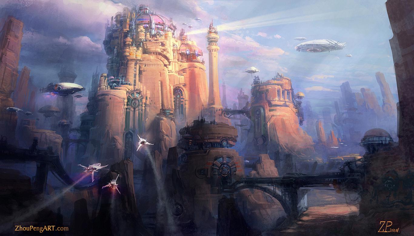 Zhoupengart castle in dream 1 0118a9b3 wxhd