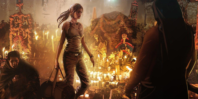 Netflix和传奇电视台宣布推出两个新的动漫系列:《骷髅岛》和《古墓丽影》