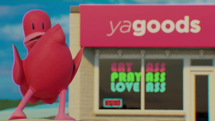 Unauthorised Yagoods commercial